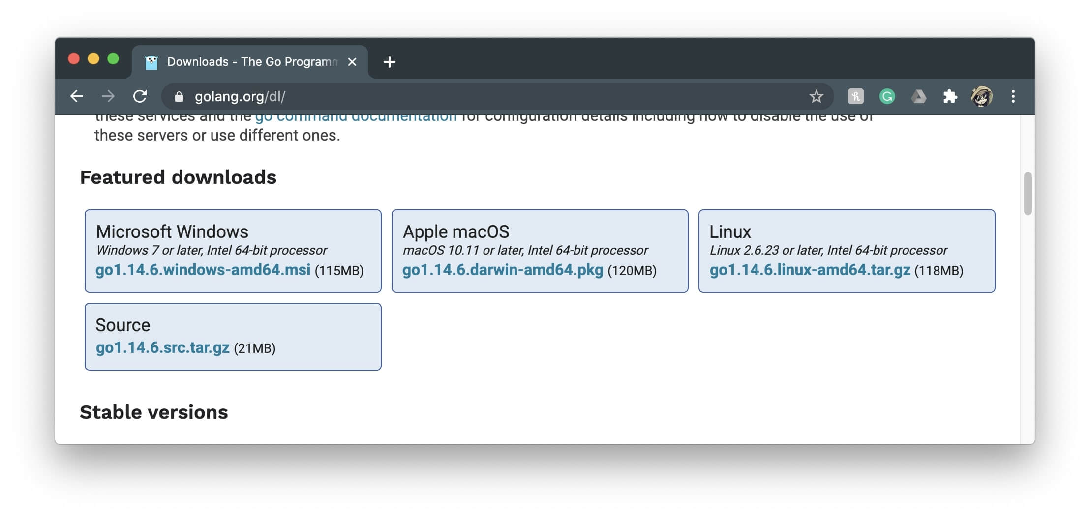 Step By Step Installation Of Golang On Mac Os Harshal Ahire Aws Solution Architect Full Stack Developer
